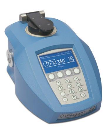 RFM340-T 全自动台式数显折光仪- 标准型